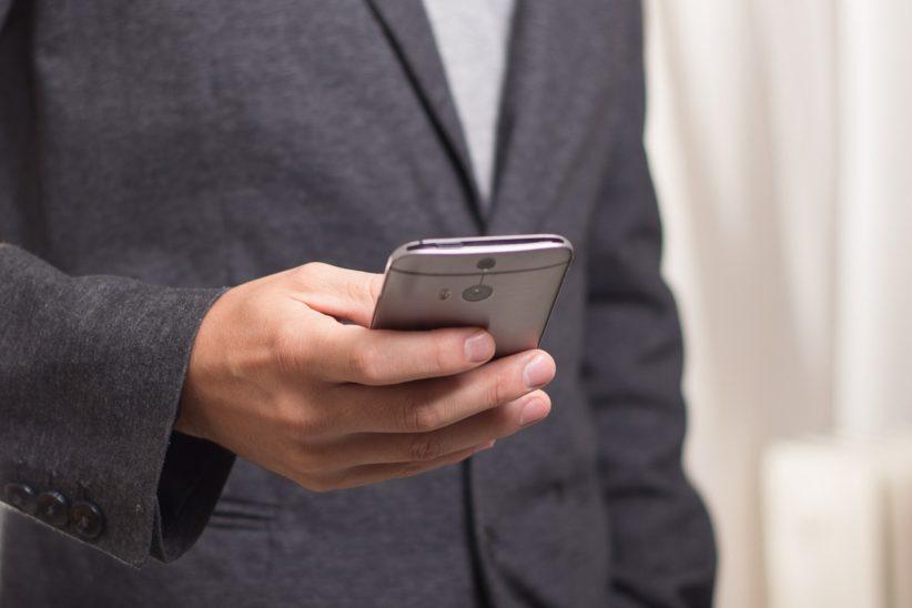 roaming, mobil, sms