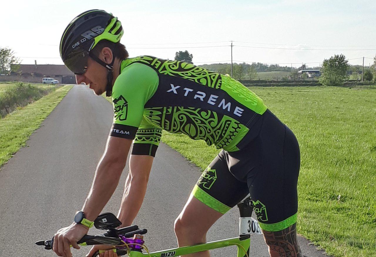Schmidt Norbert új szintre emelte a hosszú távú triatlont