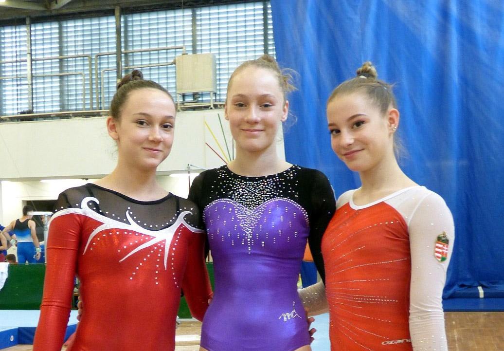 Jól szerepeltek a Torna Club Békéscsaba versenyzői az országos bajnokságon