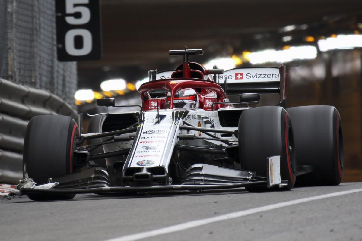Räikkönen: nincs sebességünk