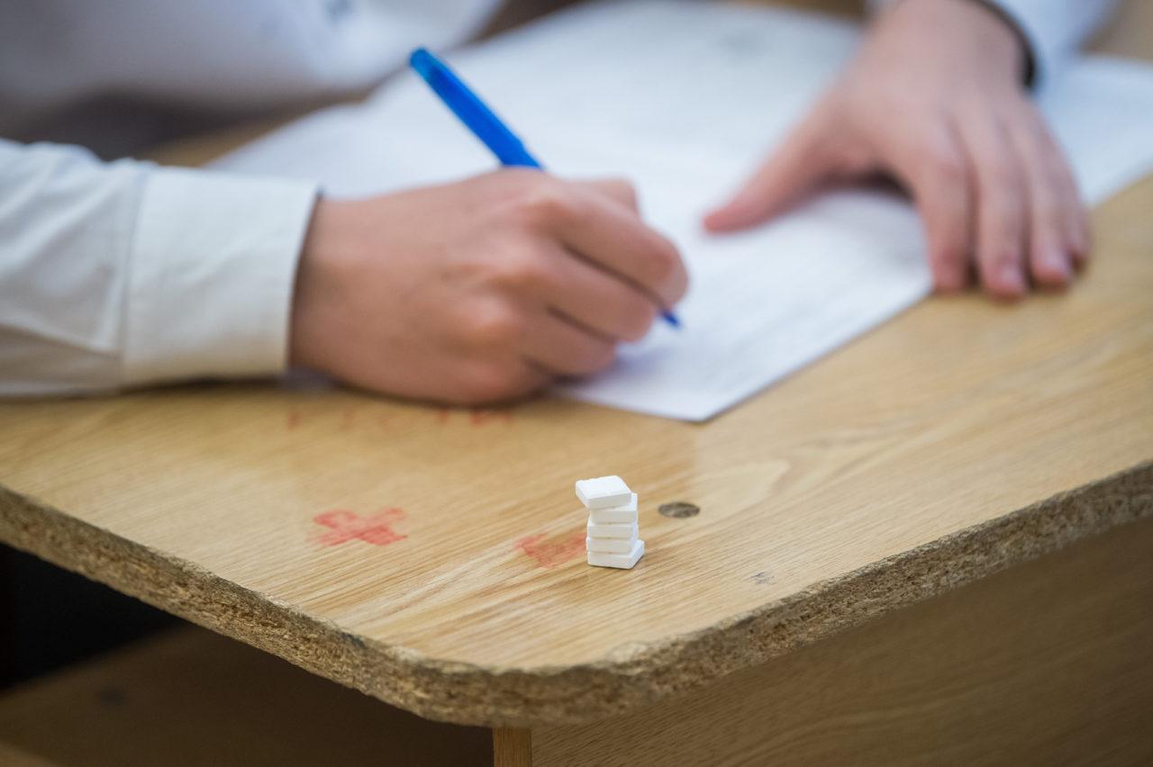 Érettségi: ma a matematika írásbeliken a sor