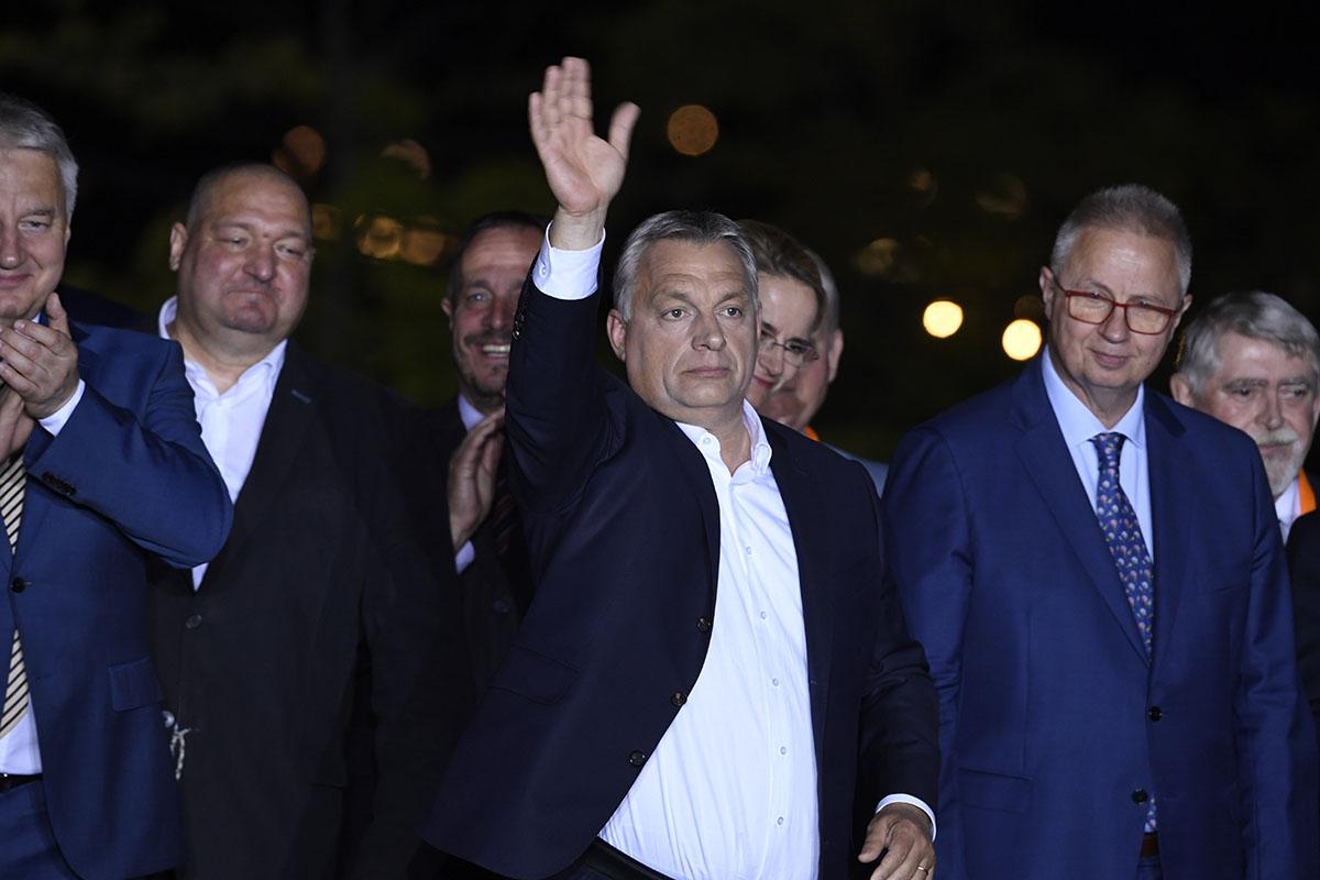 EP-választás – Fidesz-KDNP 13, DK 4, Momentum 2, MSZP-Párbeszéd 1, Jobbik 1 mandátum – ÖSSZEFOGLALÓ