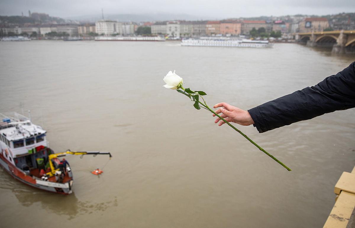 Dunai hajóbaleset – Újabb áldozatot azonosított a rendőrség