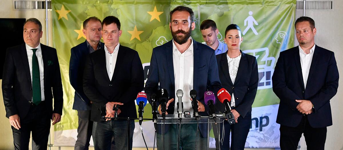 EP-választás – Lemondott az LMP elnöksége