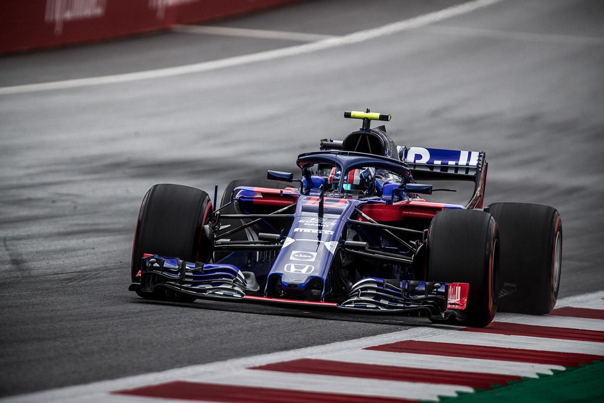 Gasly: A Honda nincs messze a Ferraritól és a Mercedestől