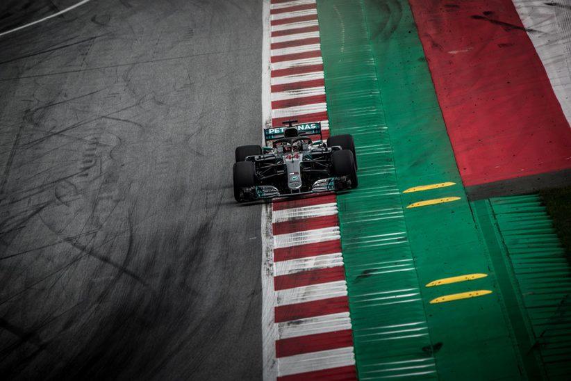 Hamilton, F1