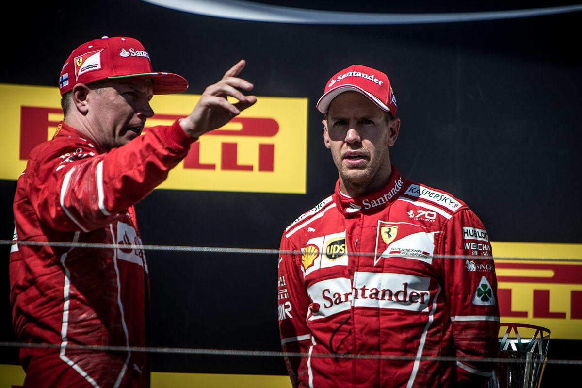 Coulthard: A Ferrari jól tette, hogy menesztette Räikkönent