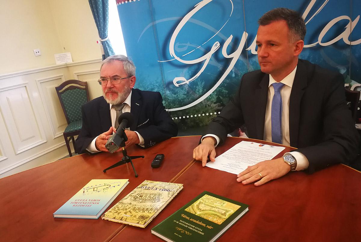 Történész konferenciát rendeznek Gyulán