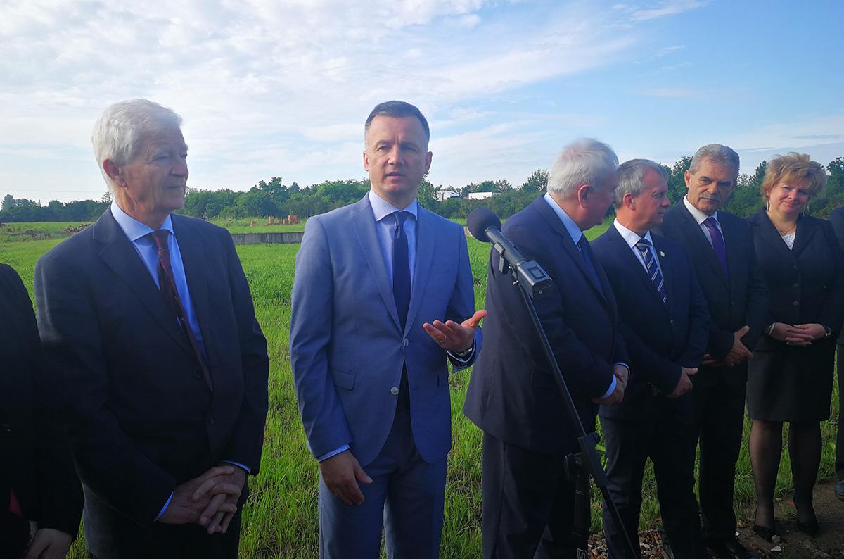 Gyula város gazdasági fejlődése várostörténeti jelentőségű lehetőség előtt áll
