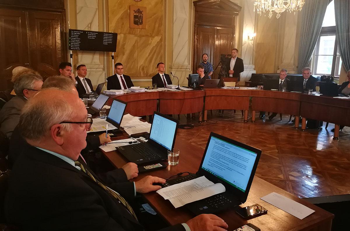 Ezúttal is fontos kérdéseket tárgyalt a gyulai képviselő-testület