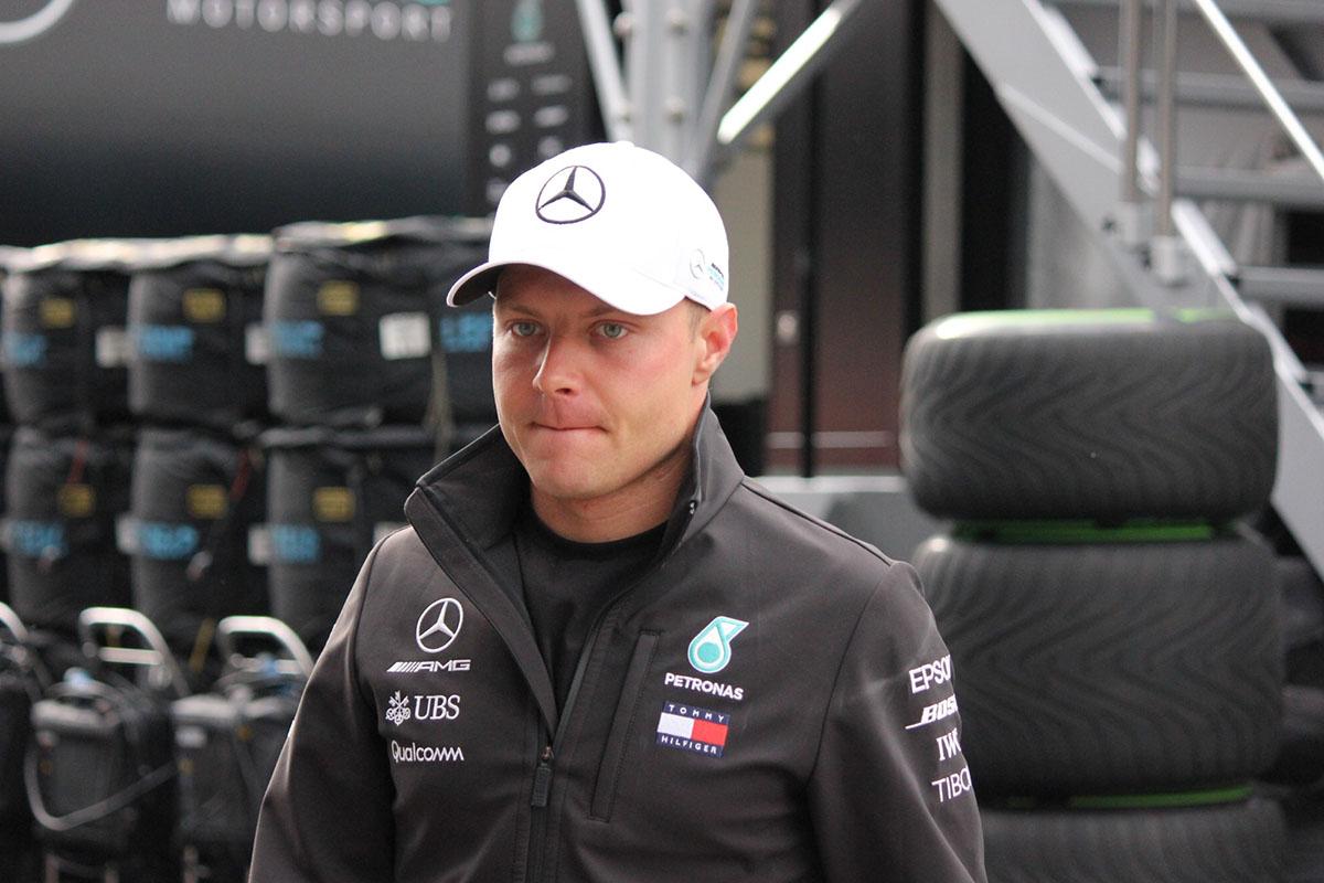 A Mercedes szerint nem kuplunghiba hátráltatta Bottast a rajtnál