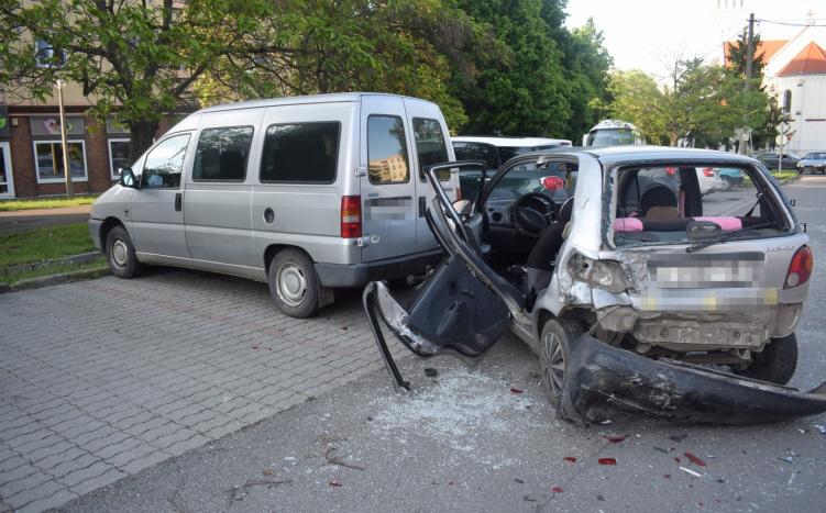 Orosházán és Békéscsabán intézkedtek a megye rendőrei