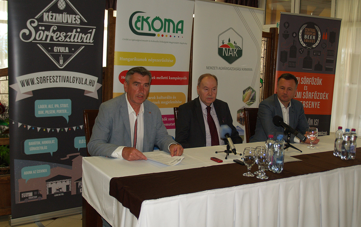 Második alkalommal kerül megrendezésre a Kézműves Sörfesztivál Gyula városában