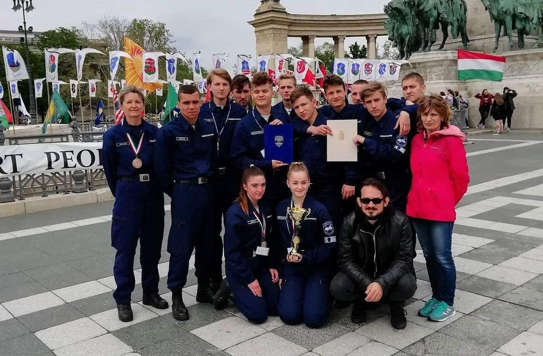 A BSZC diákjai lettek a legjobbak az országos versenyen