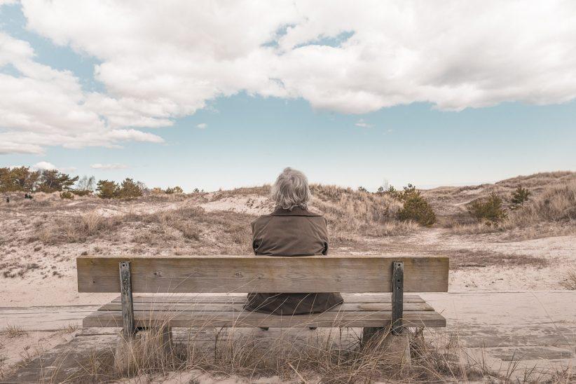 demencia idős öreg