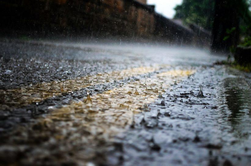 zivatarok, esővíz, lehűlés, eső, esős