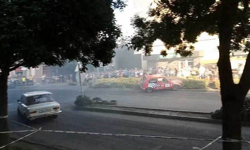 tótkomlós rally, rali