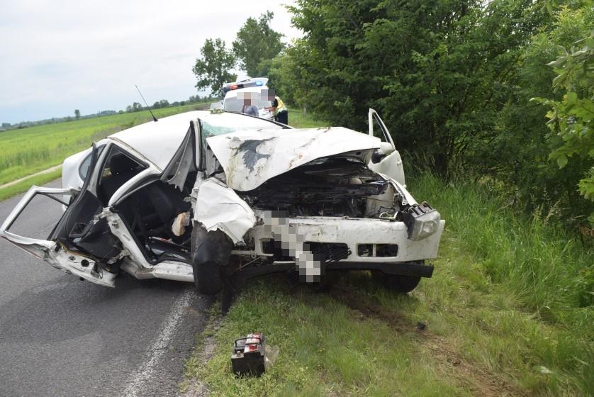 Öt balesetben hatan sérültek meg tegnap