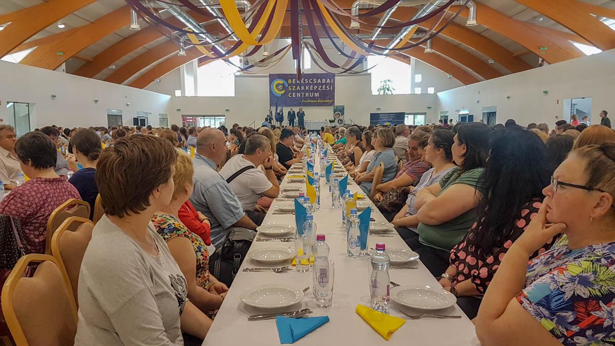 A közös sikereket ünnepelte a BSZC a pedagógusnapon