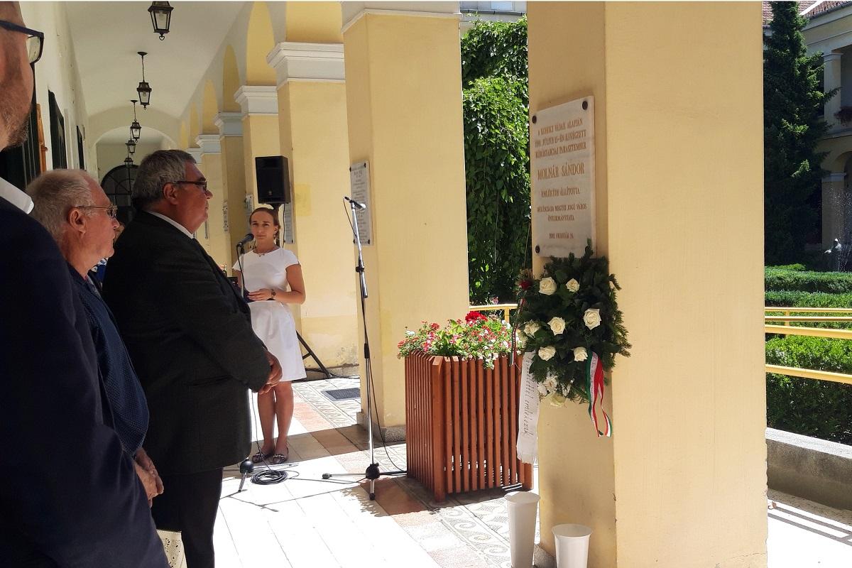 A kuláküldözés áldozataira emlékeztek Békéscsabán