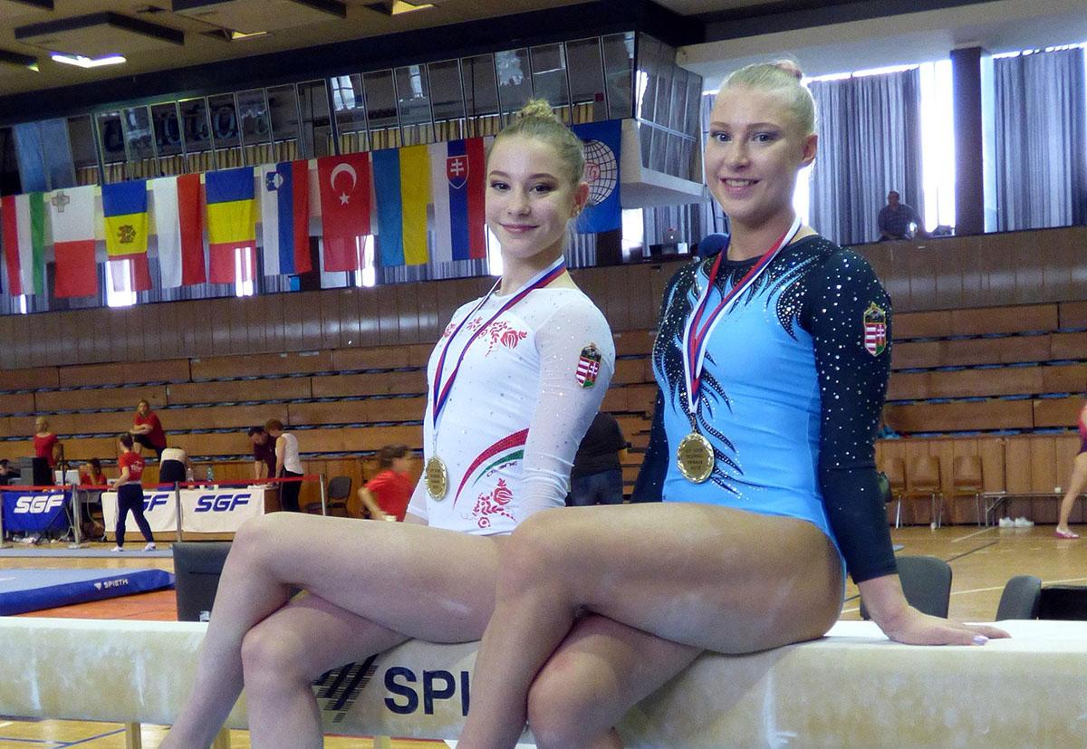 Remekeltek a Torna Club Békéscsaba versenyzői Szlovákiában