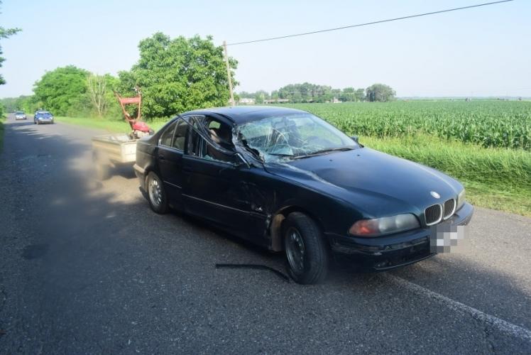 Két baleset és két ittas vezetés miatt intézkedtek