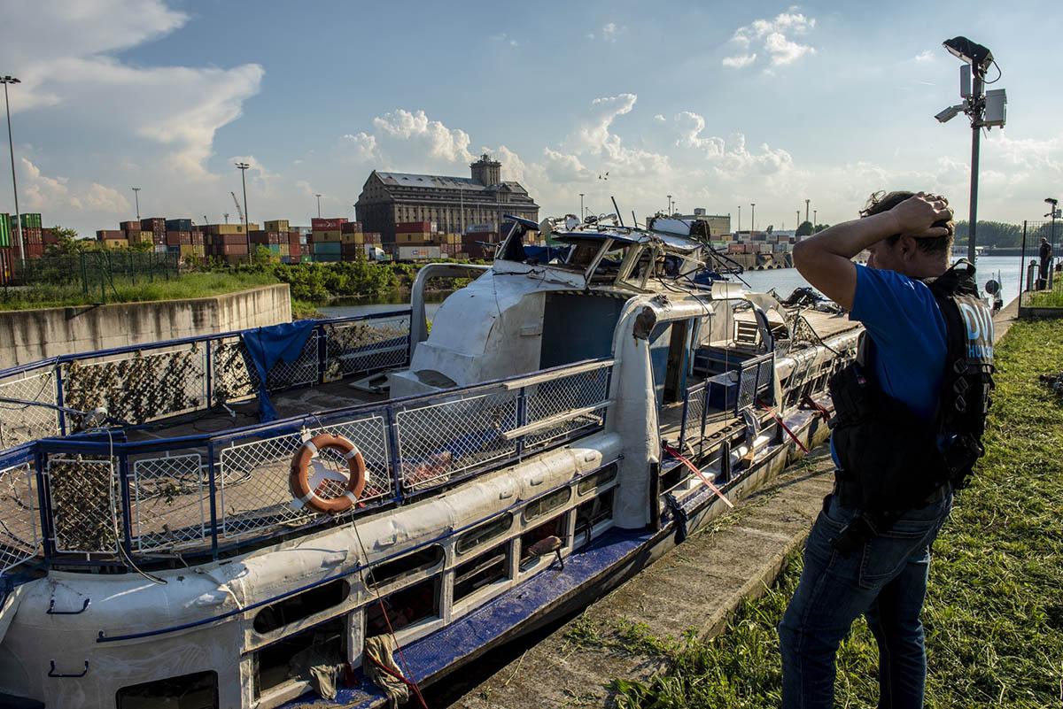 Dunai hajóbaleset – Vádat emeltek az ukrán kapitány ellen