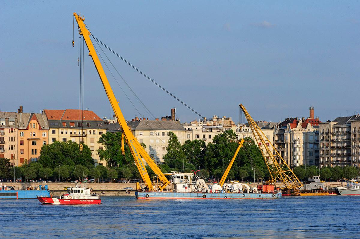 Dunai hajóbaleset – Nem tett feltáró vallomást a meggyanúsított hajóskapitány