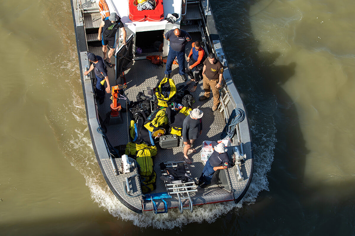 Dunai hajóbaleset – A vízimentők rendszerbe szeretnék állítani a sürgősségi hajót