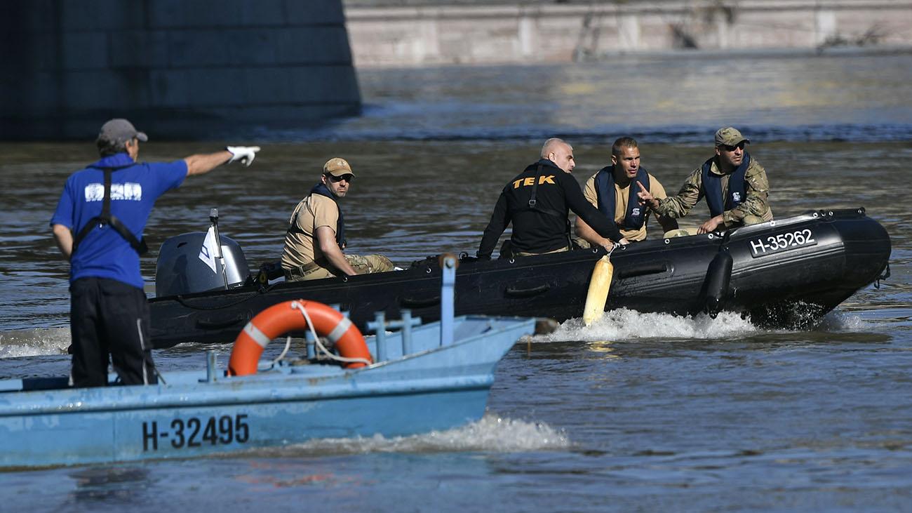 Dunai hajóbaleset – Már kilenc holttestet találtak meg