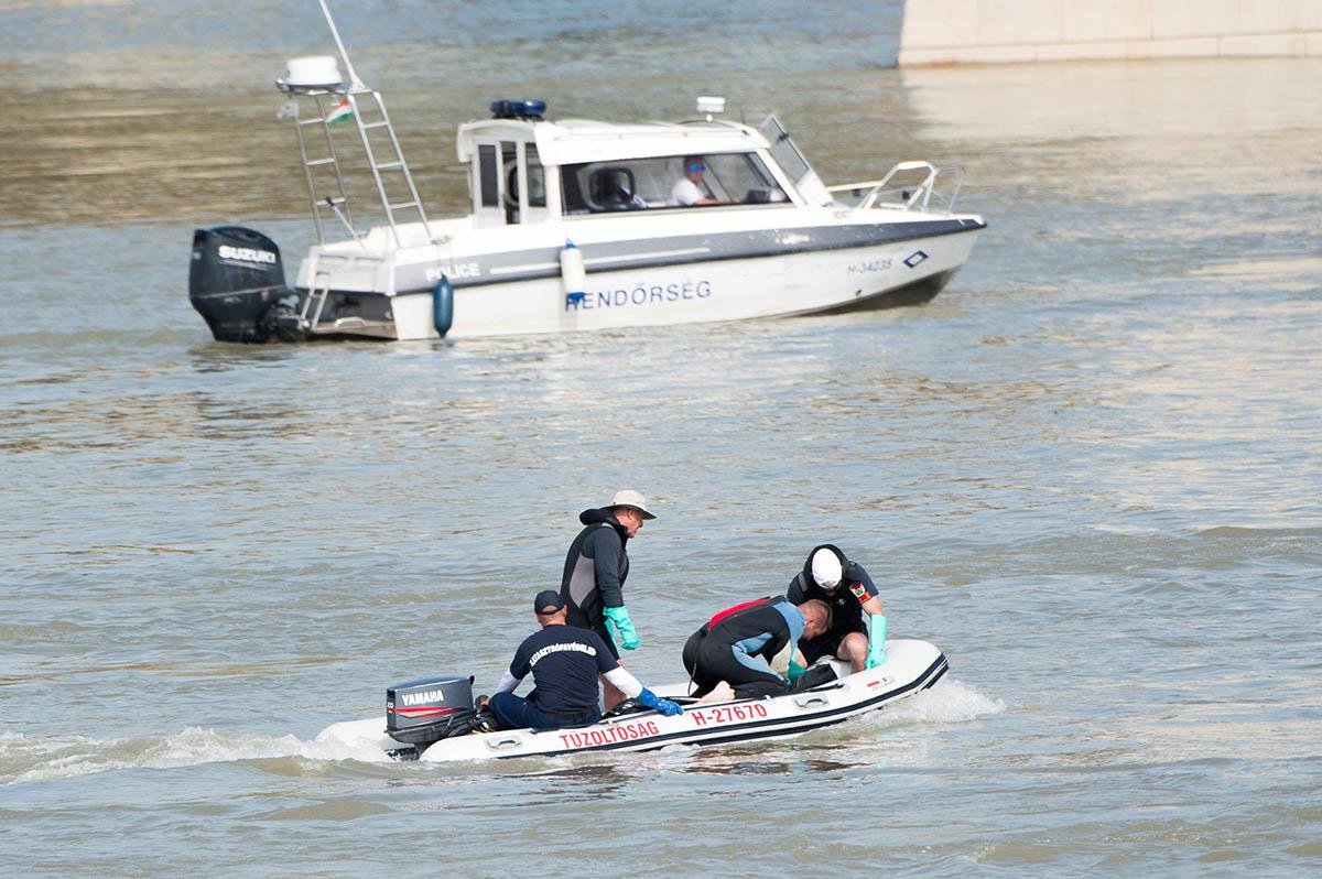 Dunai hajóbaleset – További két holttest került elő a Dunából