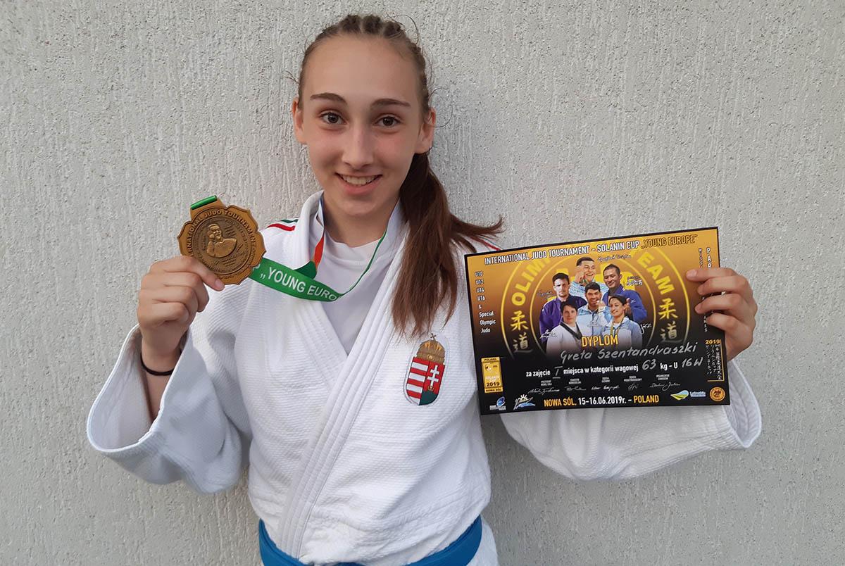 Újabb sikereket értek el a Békés Megyei Kano Judo SE versenyzői!