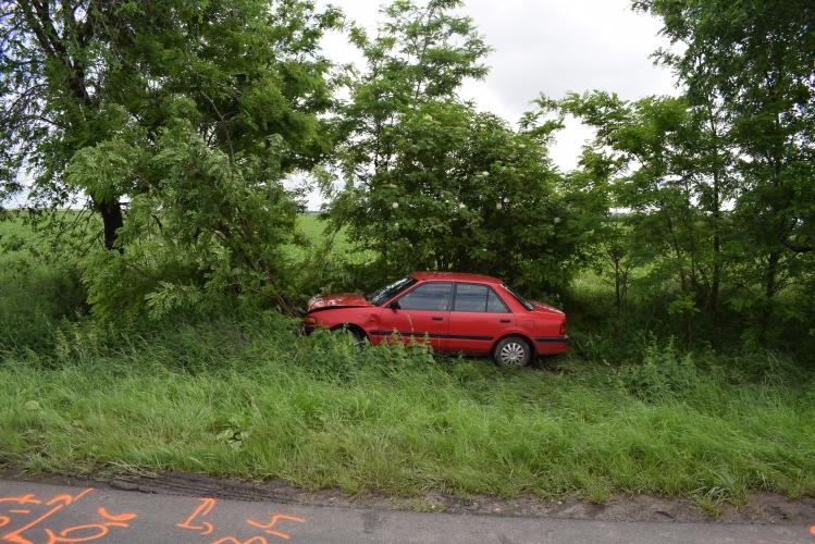 Két közlekedési balesetnél is helyszíneltek tegnap
