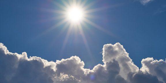időjárás, napsütés, nyár, hőség, melegebb