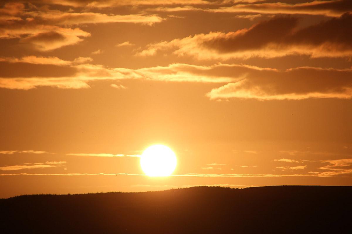 Meteorológiai szolgálat: 1901 óta a második legmelegebb nyár volt az idei
