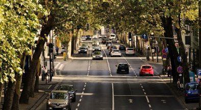 hőség, vezetés, car, közlekedési