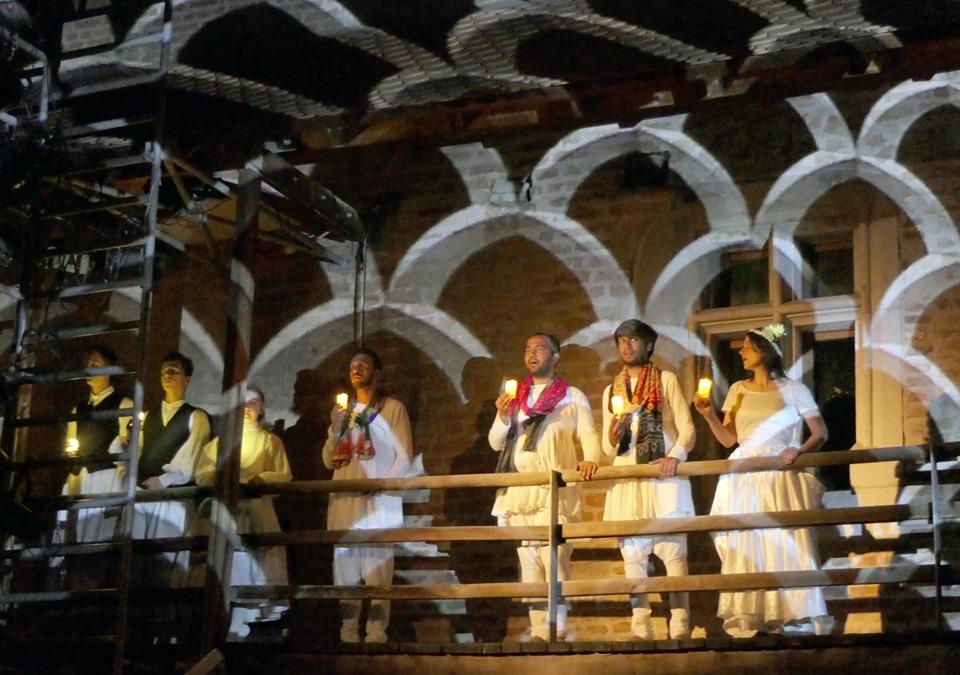 Kezdődik az Erdélyi Hét a Gyulai Várszínházban