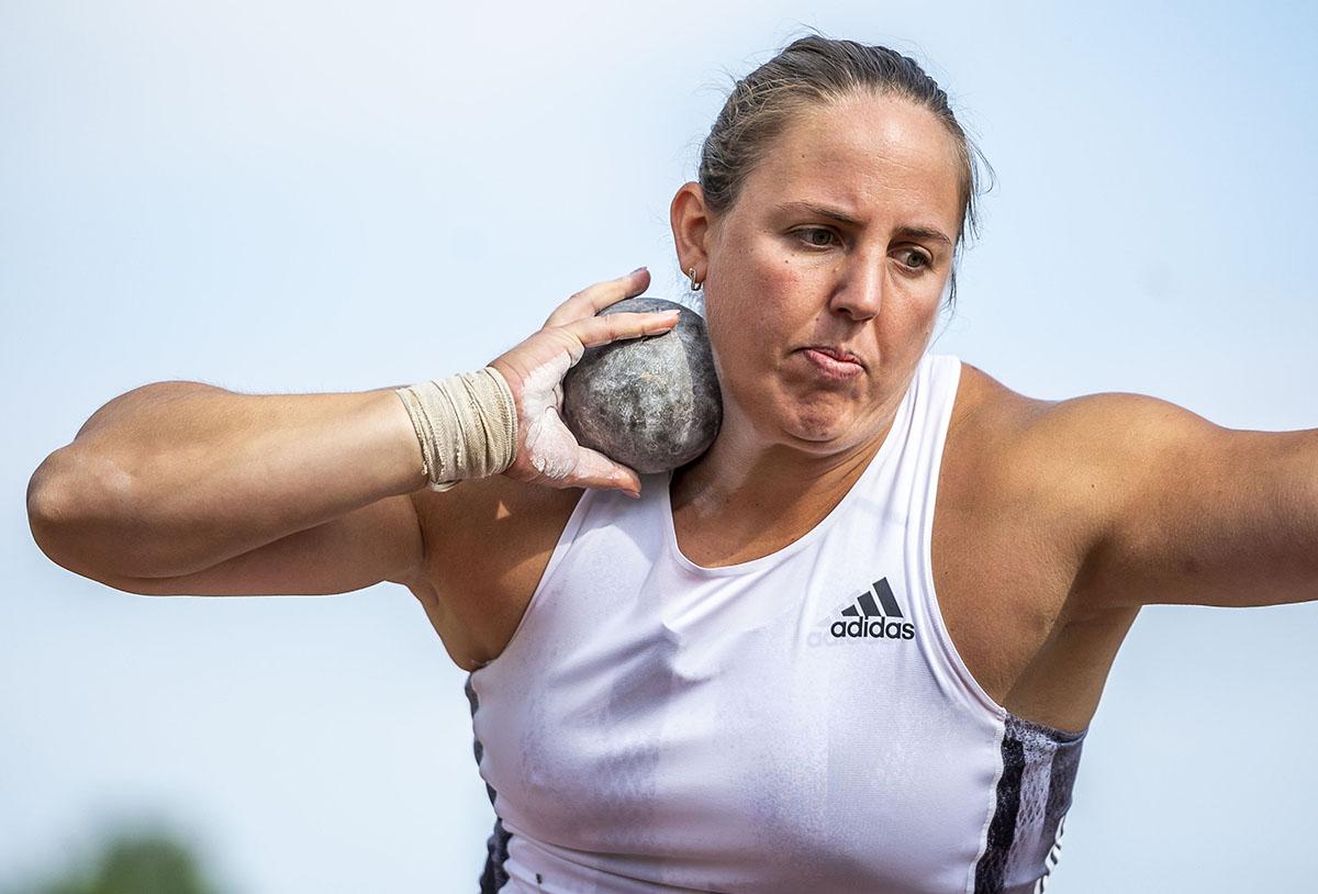 Atlétikai vb – Márton Anita ötödik súlylökésben