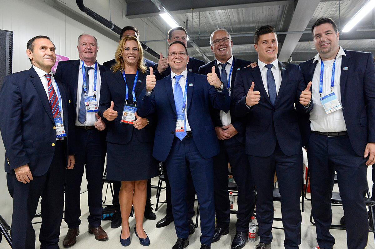 Budapest rendezheti a 2027-es világbajnokságot