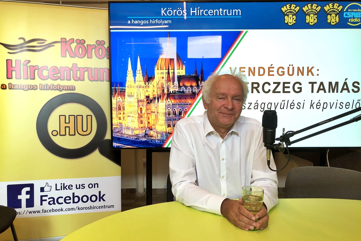 Herczeg Tamás: érdemes lenne folytatni a közös munkát Békéscsabán