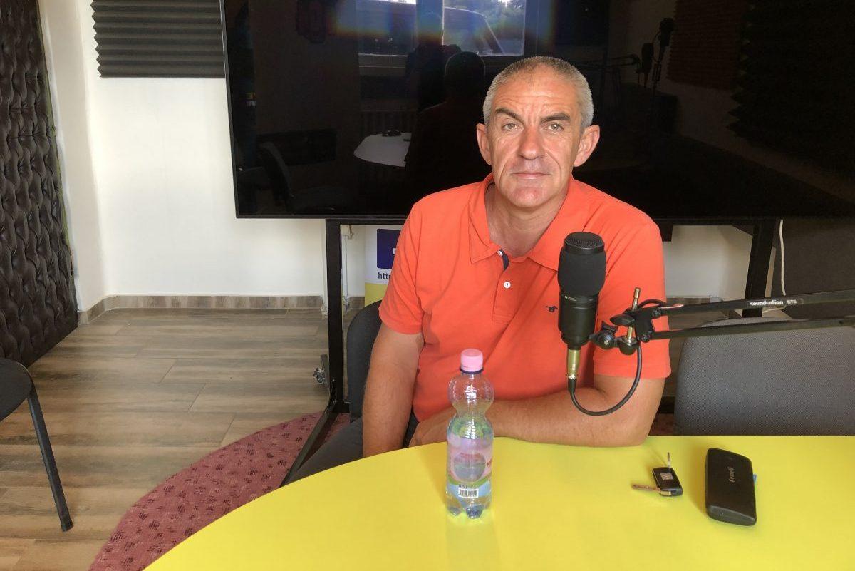 Felföldi Sándor: Korábbi táborozók is segítenek az idei gyerekeknek