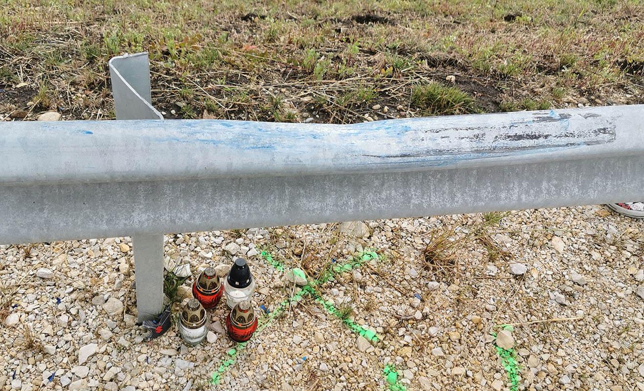Balesetben elhunyt a békéscsabai motoros
