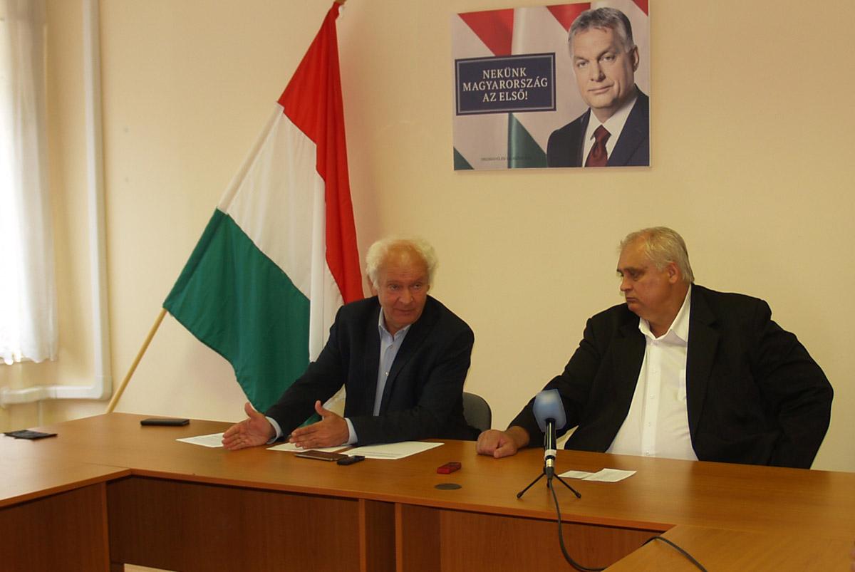 Szarvas Pétert támogatja a Fidesz békéscsabai szervezete