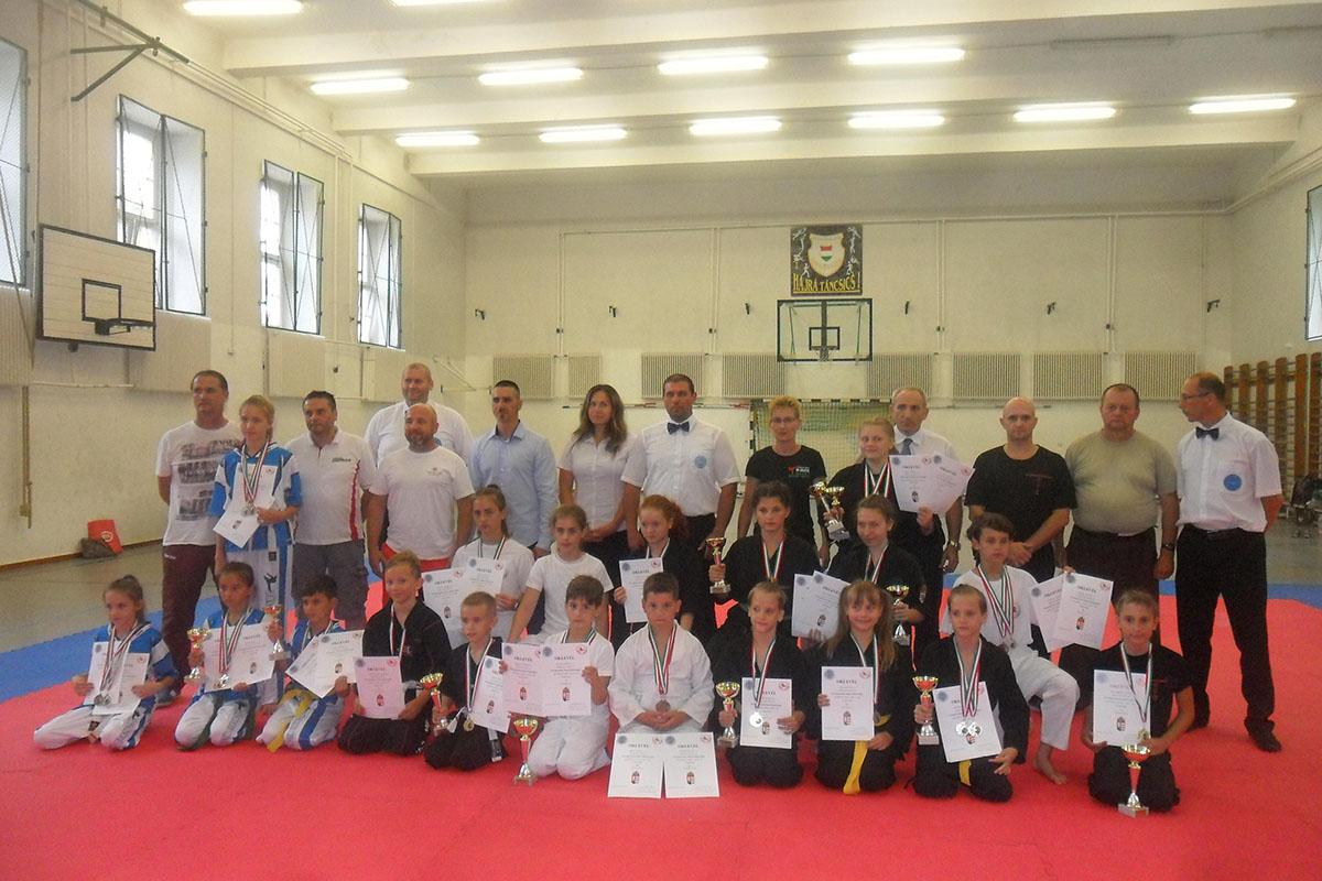 Kick-box bajnokság került megrendezésre Orosházán