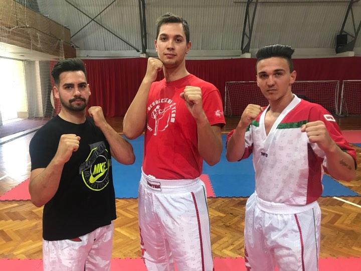 Kick-box EB: hárman már érmesek Zágrábban