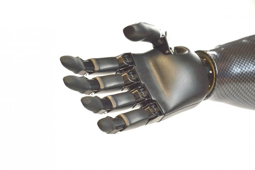 robot, protézis