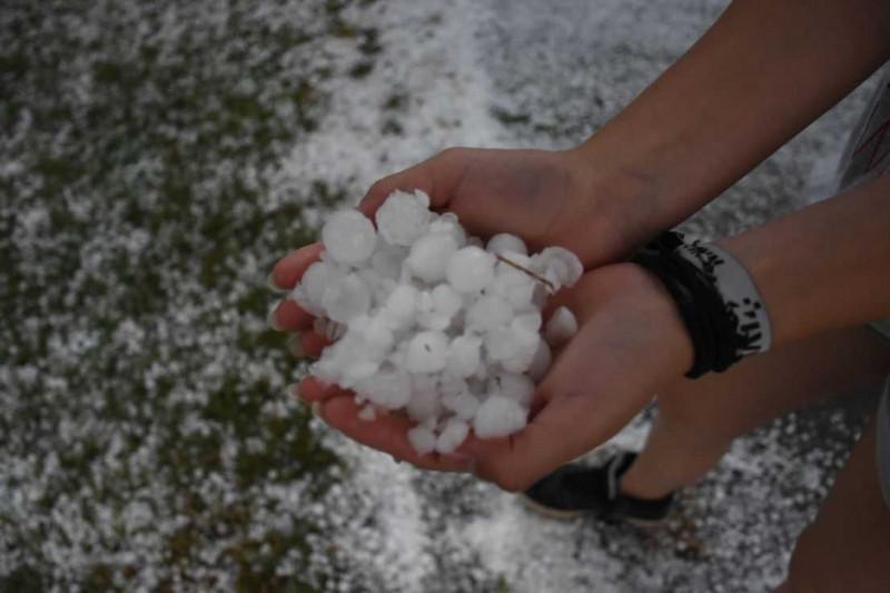 20-30 centi vastagon állt a jég a szlovén kisvárosban