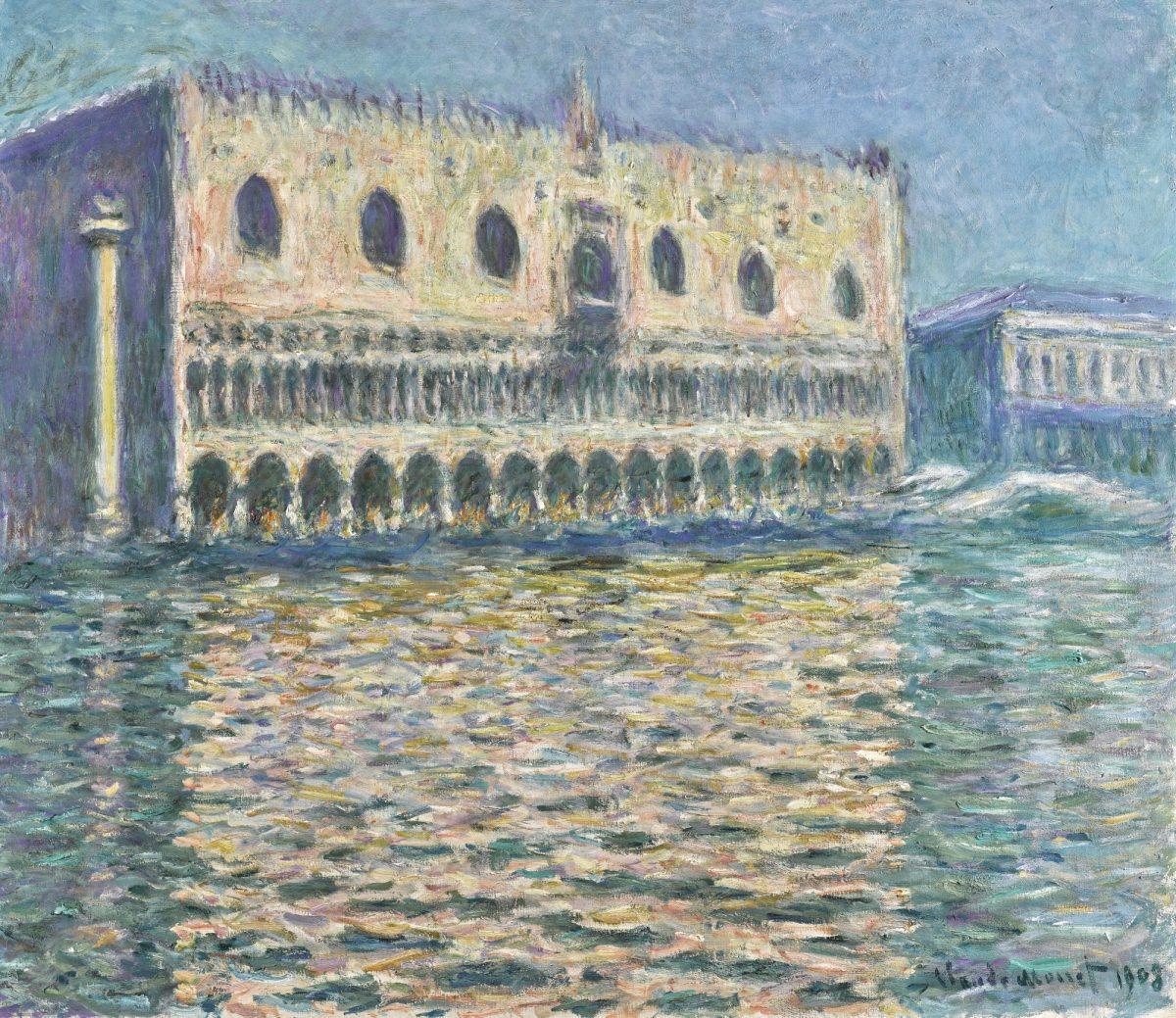 Egy világhírű Monet-festményre adott ki exporttilalmat a brit kormány