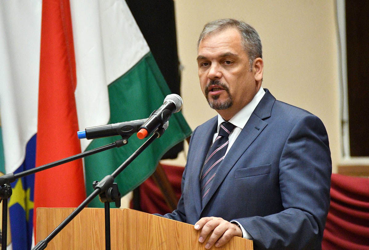 Zalai Mihály vezeti a Fidesz-KDNP Békés megyei listáját