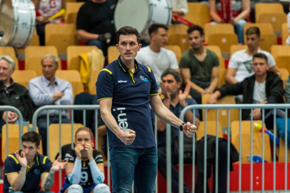 Vasja Samec Lipicer lesz a BRSE új vezetőedzője
